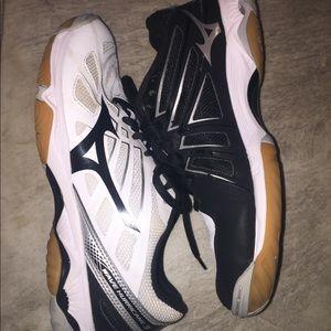 Mizuno wave hurricane 3 women's volleyball shoes